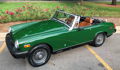1978 MG Midget for sale in Fort Smith, AR