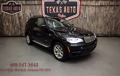 2012 BMW X5 for sale in Addison, TX