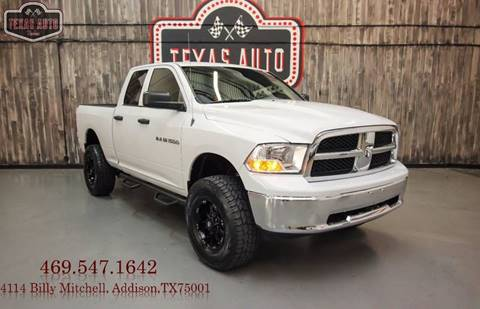 2011 RAM Ram Pickup 1500 for sale in Addison, TX