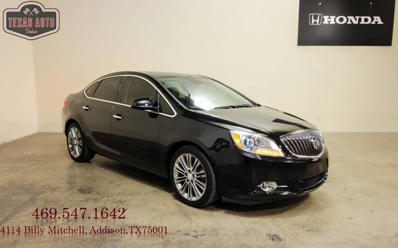 2013 Buick Verano Leather Group >> 2013 Buick Verano Leather Group In Addison Tx Texas Auto Value