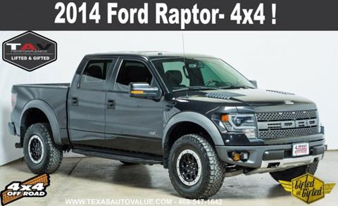 2014 Ford F-150 for sale in Addison, TX