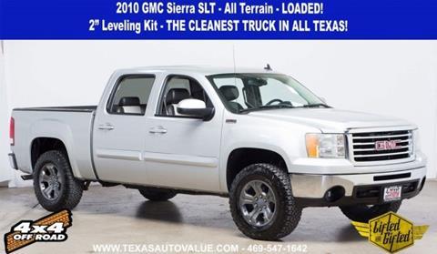 2010 GMC Sierra 1500 for sale in Addison, TX