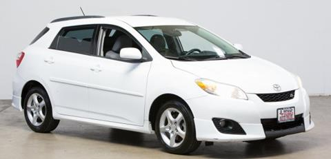 2009 Toyota Matrix for sale in Addison, TX