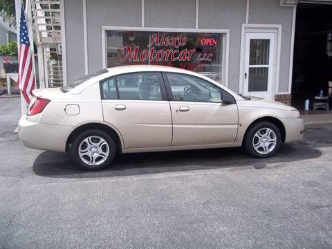2004 Saturn Ion for sale in Toledo OH