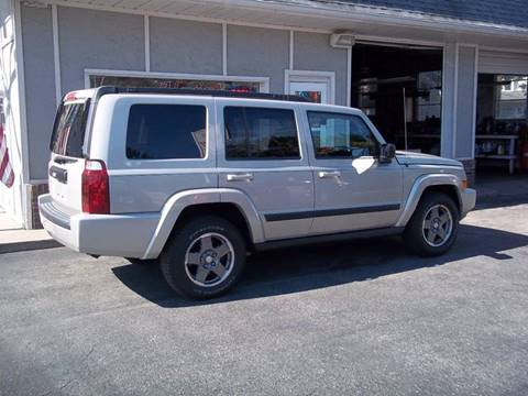 2008 Jeep Commander for sale in Toledo OH