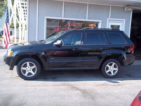 2007 Jeep Grand Cherokee for sale in Toledo OH