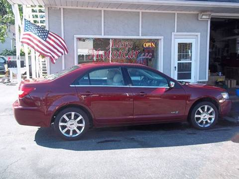 2007 Lincoln MKZ for sale in Toledo OH