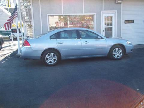 2006 Chevrolet Impala for sale in Toledo, OH