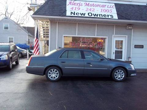 2010 Cadillac DTS for sale in Toledo, OH