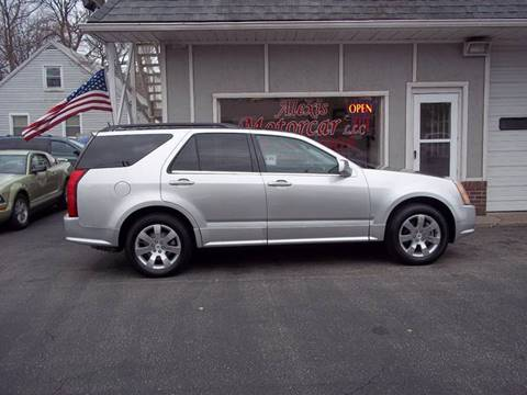 2008 Cadillac SRX for sale in Toledo, OH