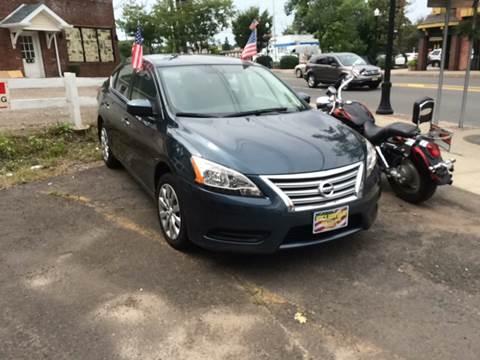 2014 Nissan Sentra for sale in Westfield, NJ