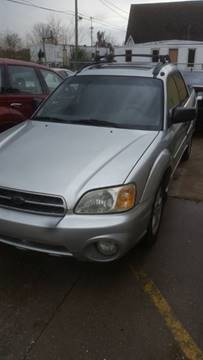 2006 Subaru Baja Sport for sale at PEOPLE'S AUTO SALES in Houston TX