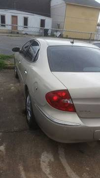 2009 Buick LaCrosse CXL for sale at PEOPLE'S AUTO SALES in Houston TX
