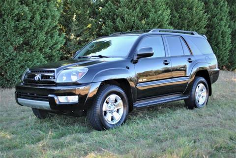 2004 Toyota 4Runner for sale in Fredericksburg VA