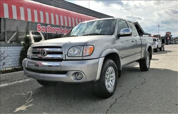 2003 Toyota Tundra for sale in Fredericksburg, VA