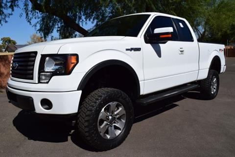 2011 Ford F-150 for sale in Phoenix, AZ
