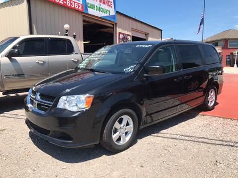 2012 Dodge Grand Caravan for sale at T & C Auto Sales in Mountain Home AR