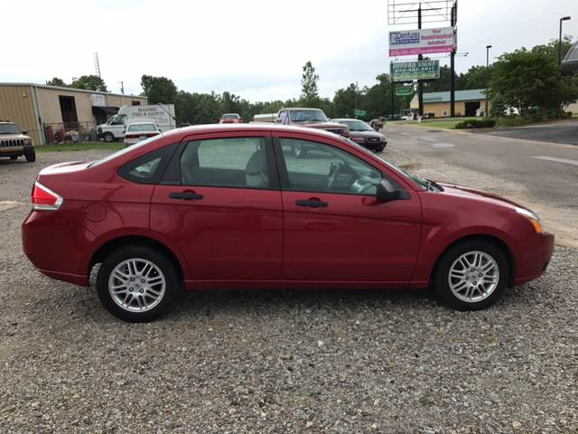 2011 Ford Focus for sale at T & C Auto Sales in Mountain Home AR