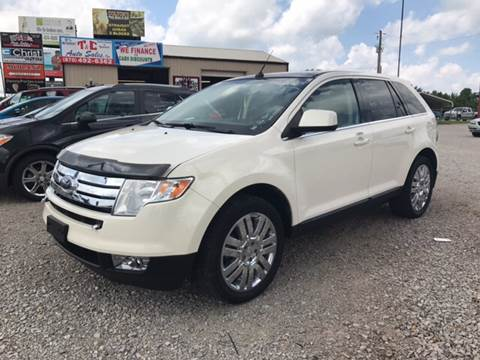 2008 Ford Edge for sale at T & C Auto Sales in Mountain Home AR