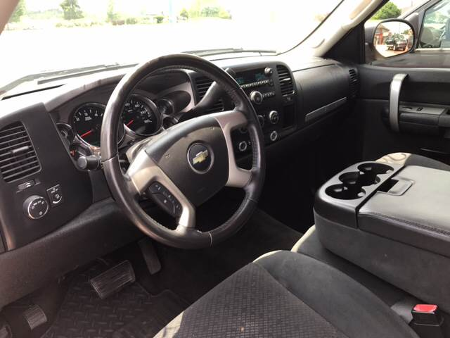 2008 Chevrolet Silverado 1500 for sale at T & C Auto Sales in Mountain Home AR