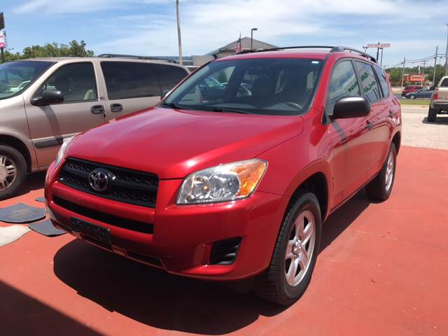 2012 Toyota RAV4 for sale at T & C Auto Sales in Mountain Home AR