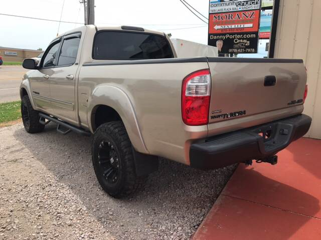 2006 Toyota Tundra for sale at T & C Auto Sales in Mountain Home AR