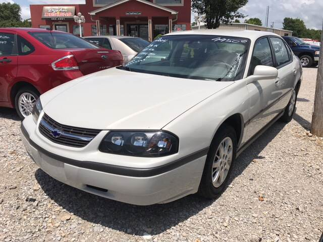 2004 Chevrolet Impala for sale at T & C Auto Sales in Mountain Home AR