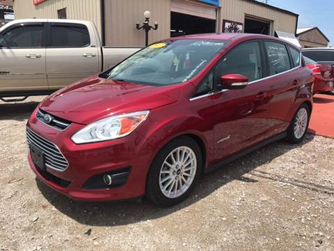 2013 Ford C-MAX Hybrid for sale at T & C Auto Sales in Mountain Home AR