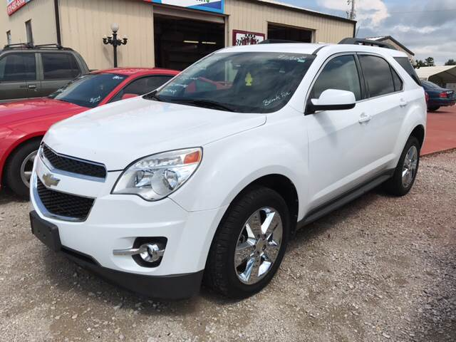 2012 Chevrolet Equinox for sale at T & C Auto Sales in Mountain Home AR