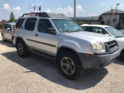 2004 Nissan Xterra for sale at T & C Auto Sales in Mountain Home AR