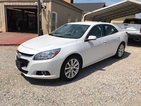 2015 Chevrolet Malibu for sale at T & C Auto Sales in Mountain Home AR