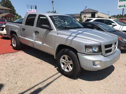 2011 RAM Dakota for sale at T & C Auto Sales in Mountain Home AR
