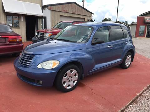 2006 Chrysler PT Cruiser for sale at T & C Auto Sales in Mountain Home AR