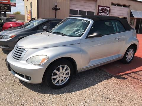 2007 Chrysler PT Cruiser for sale at T & C Auto Sales in Mountain Home AR