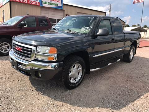 2004 GMC Sierra 1500 for sale at T & C Auto Sales in Mountain Home AR