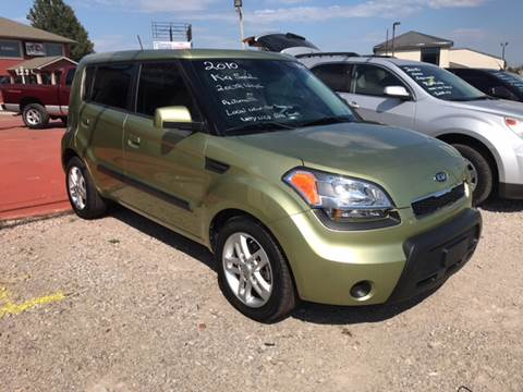 2010 Kia Soul for sale at T & C Auto Sales in Mountain Home AR