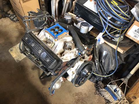 Chevy Crate 602 for sale in Mountain Home, AR
