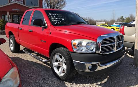 2008 Dodge Ram Pickup 1500 for sale in Mountain Home, AR