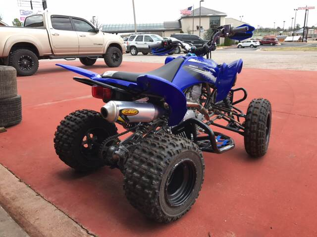 2013 Yamaha 250 Raptor for sale at T & C Auto Sales in Mountain Home AR
