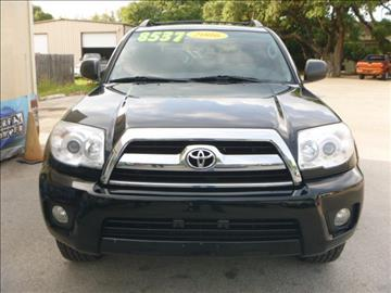 2006 Toyota 4Runner for sale in San Antonio, TX
