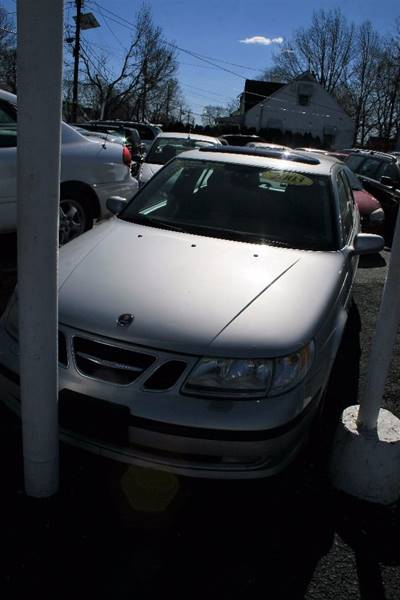 2003 Saab 9 5 4dr Aero Turbo Sedan In Linden Nj The Picture Frame