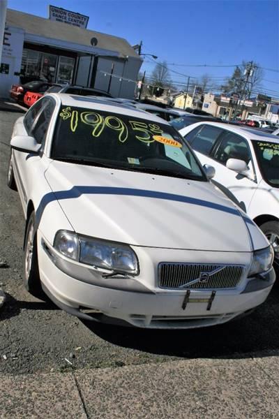 2000 volvo s80 2 9 4dr sedan in linden nj the picture frame used cars. Black Bedroom Furniture Sets. Home Design Ideas