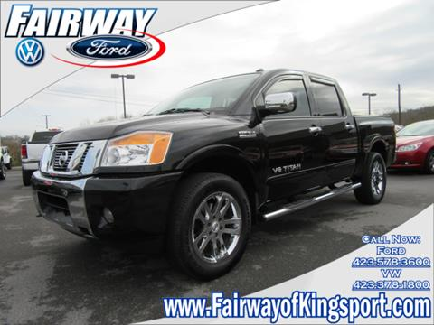 2014 Nissan Titan for sale in Kingsport, TN