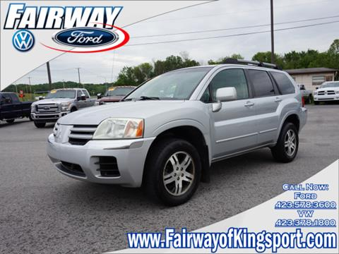 2004 Mitsubishi Endeavor for sale in Kingsport, TN