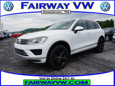 2017 Volkswagen Touareg for sale in Kingsport, TN