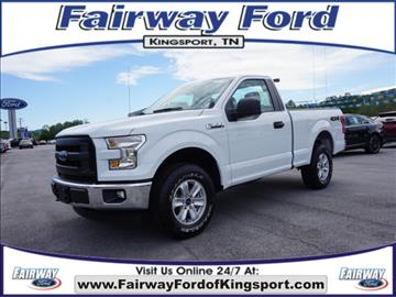 2017 Ford F-150 for sale in Kingsport, TN