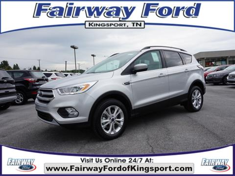 Fairway Ford Kingsport Tn >> 2017 Ford Escape For Sale in Kingsport, TN - Carsforsale.com