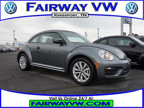 2017 Volkswagen Beetle for sale in Kingsport, TN