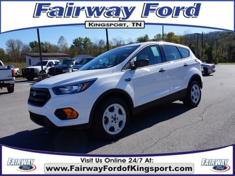 2018 Ford Escape for sale in Kingsport, TN