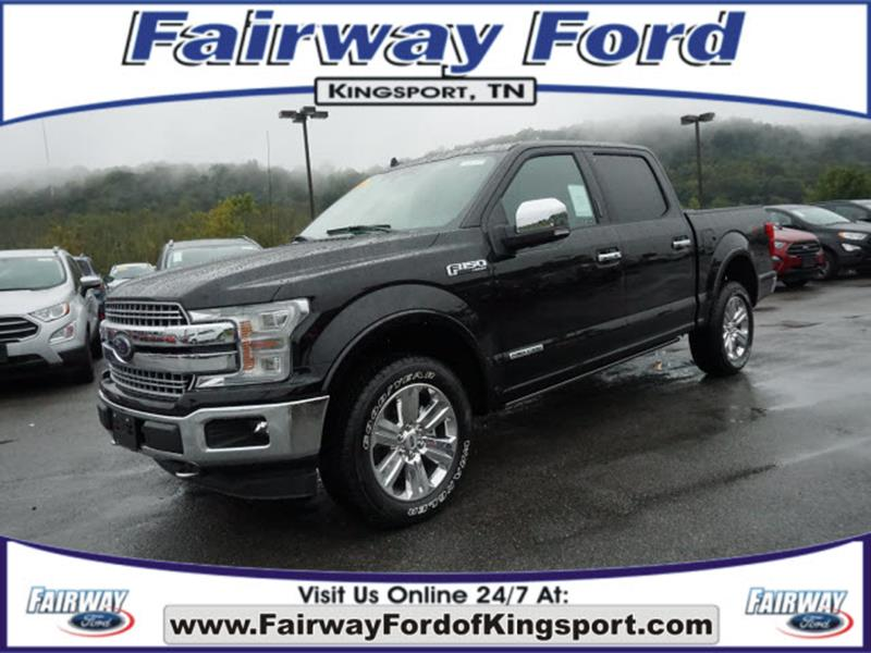 Fairway Ford Kingsport Tn >> 2018 Ford F-150 Lariat In Kingsport TN - Fairway Ford